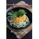 Спагетти с Морковным Соусом Песто