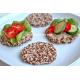 Сыроедческие Хлебцы – Крекеры. Самый Простой Рецепт