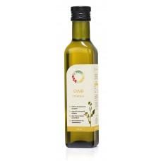 Горчичное сыродавленное масло, 250 мл