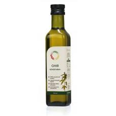 Конопляное сыродавленное масло, 250 мл
