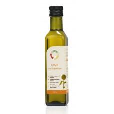 Подсолнечное сыродавленное масло, 250 мл