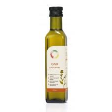 Сафлоровое сыродавленное масло, 250 мл