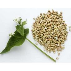 Гречка зеленая, органическая, 1 кг