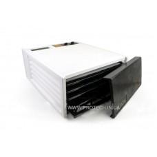 Дегидратор Exсalibur 4526T White на 5 лотков с таймером