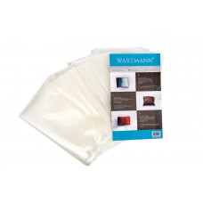 Вакуумные пакеты Wartmann  маленькие, 15 х 25 см, 50 штук