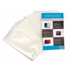 Вакуумные пакеты Wartmann  маленькие, 20 х 30 см, 50 штук