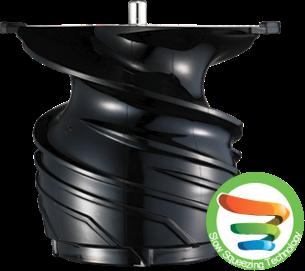 Запатентованная технология профессионального отжима HW Promaster