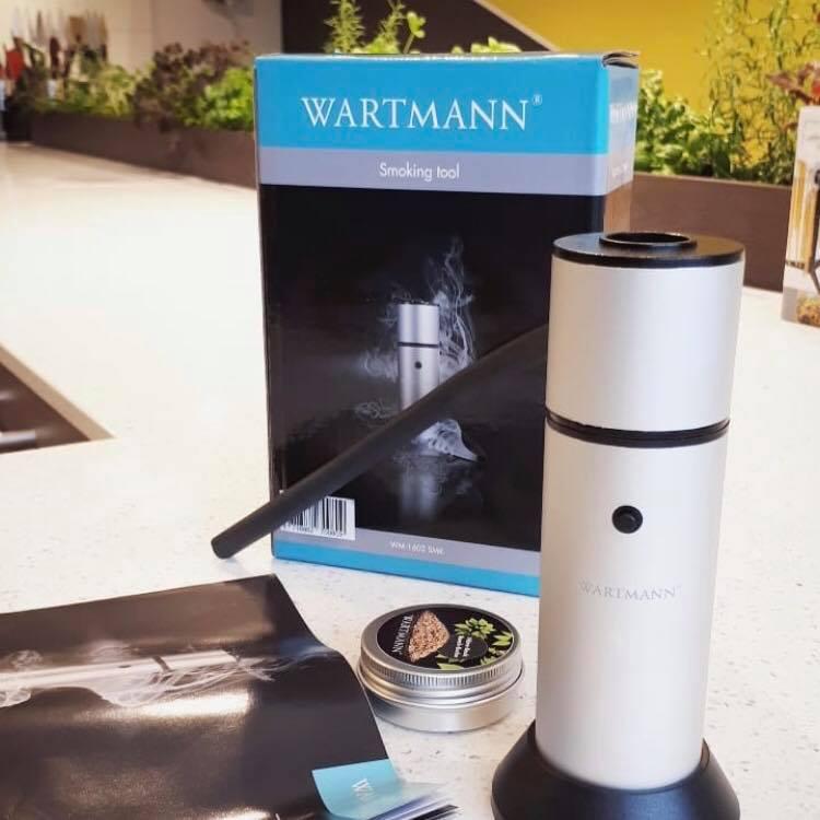 """"""". Дымогенератор для холодного копчения Wartmann"""
